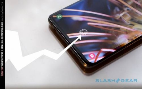 Samsung says Galaxy S10 fingerprint security flaw fix on the way