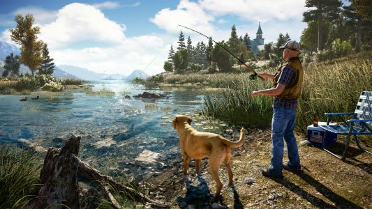 Far Cry, Sea Of Thieves, And Kirby Sail To The Top Of March U.S. Sales