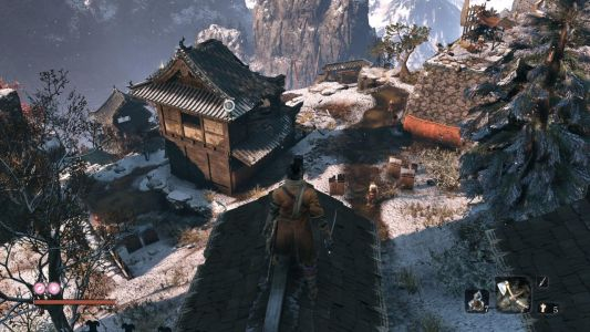 Sekiro: Shadows Die Twice Guide-Where To Find The Flame Vent Shinobi Prosthetic