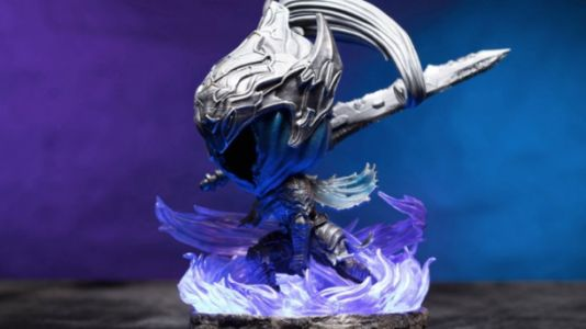 This Chibi-Style Artorias Figure From Dark Souls Is Available For Pre-Order