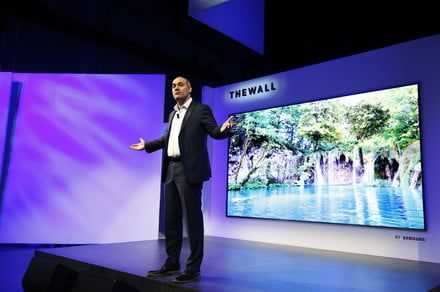 MicroLED is the new hotness in TVs. But OLED isn't going anywhere