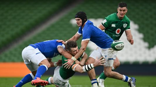 How to live stream Italy vs Ireland for free and from anywhere in the Six Nations today