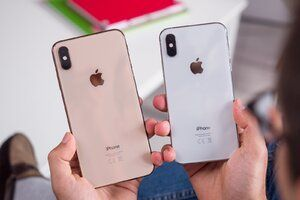 IPhone XS and XS Max receive discounts at Apple retail stores