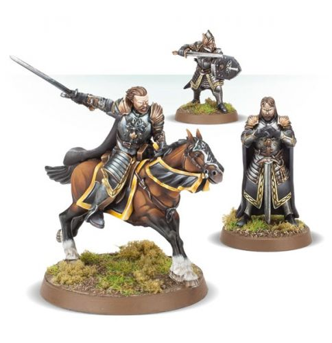 New Wardens of Gondor Set Available To Order From Forge World