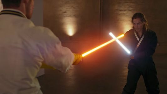 Corridor Creates Awesome Lightsaber Fight Scene Featuring Real Sword Tactics - TO THE DEATH