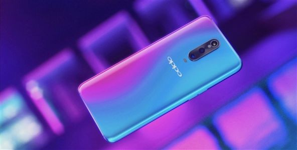 Unknown Oppo phone with CPH1879 model number spotted on official website