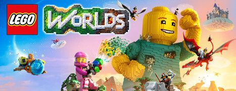 Daily Deal - LEGO® Worlds, 50% Off
