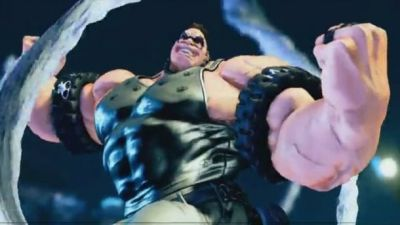 Final Fight's Abigail, Metro City Coming To Street Fighter V
