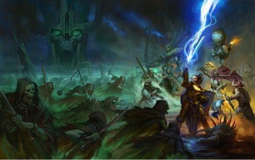 Roleplay in the Mortal Realms - WARHAMMER: AGE OF SIGMAR RPG is Coming
