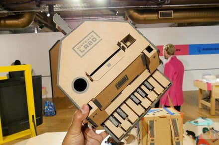 Don't worry, you can purchase replacement Nintendo Labo parts