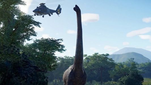 Jurassic World Evolution gets a 'Cretaceous' surprise with latest pack