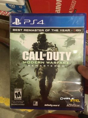 Rumor: CoD: Modern Warfare Remastered Becoming Standalone