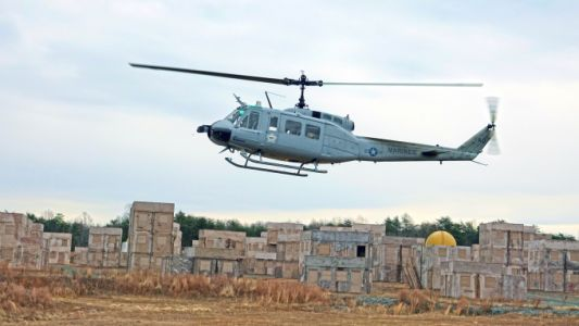 Aurora Flight Sciences demonstrates a fully autonomous helicopter in action