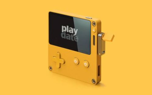 Panic reveals Playdate, a pocket-size game console with hand crank