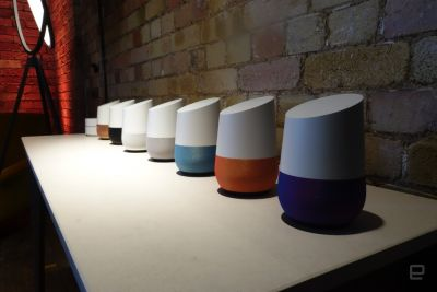 Google Home and WiFi launch in the UK on April 6th