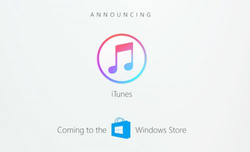 ITunes isn't coming to the Windows Store this year after all