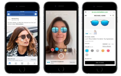 Facebook's News Feed is about to look a lot different thanks to augmented reality ads