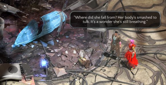 You can play Torment: Tides of Numenera for free until Sunday