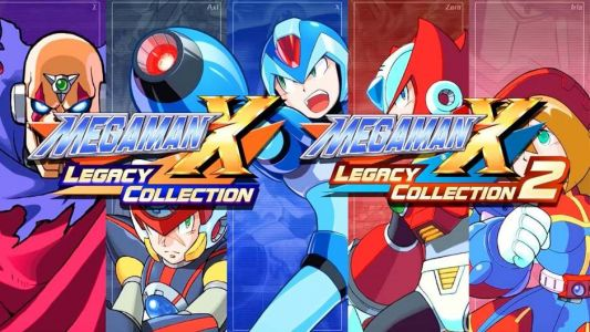 MEGA MAN X LEGACY COLLECTION 1 & 2 Will Be Friendly To Beginners