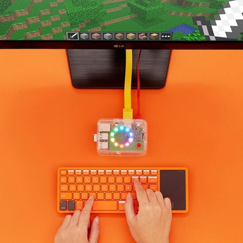 Kids can learn to build a computer with this $99 Kano kit