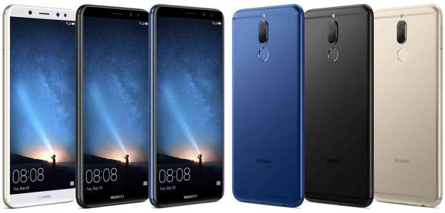 Huawei Mate 10 Lite leak offers up images and spec details