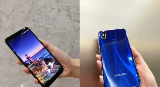 Koolnee's Model Leaked with New Design and Display - Mi MIX 2S's Twin?