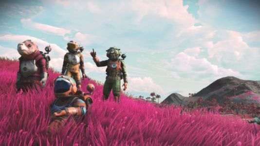 No Man's Sky Beyond Announced With the Reveal of No Man's Sky Online