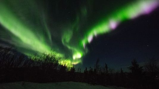 Geostorm Gives Sky Watchers in Northern US and Canada Chance to See Northern Lights
