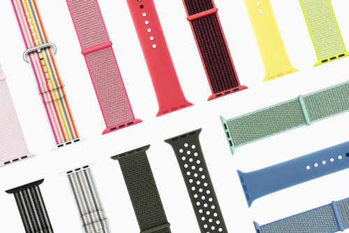 Apple will sell its Nike Sport Loop Apple Watch band separately for the first time