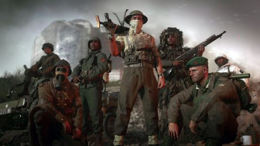 November U.S. Sales Show Call Of Duty Rocketing Past All Competition