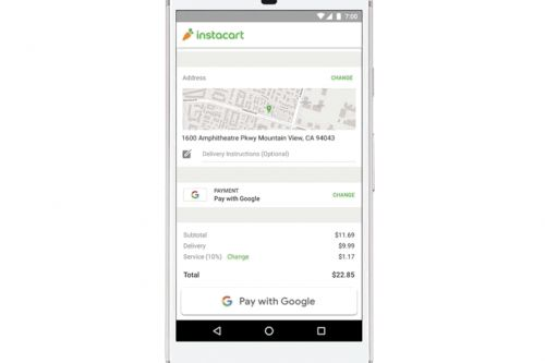 'Pay with Google' arrives to speed up checkout