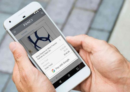 Pay with Google wants to simplify the online checkout process
