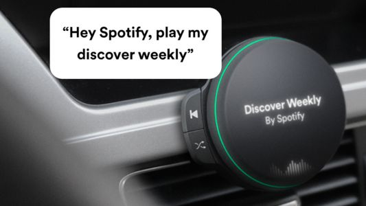 Spotify's in-car music player could be launching this year