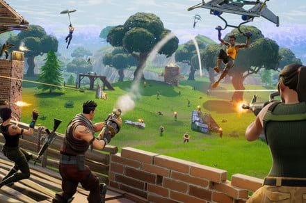 Hit up the group chat! 'Fortnite Battle Royale' adds new 50-on-50 mode