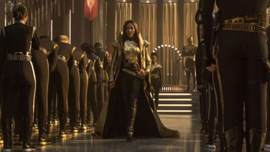 Star Trek: Discovery Pulls Off a Big Reveal in the Mirror Universe
