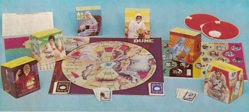 The Classic DUNE Board Game Is Getting a Reprint This Summer
