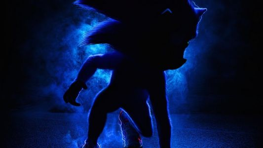 Sonic Shows Off His Hairy Blue Legs in New SONIC THE HEDGEHOG Movie Poster