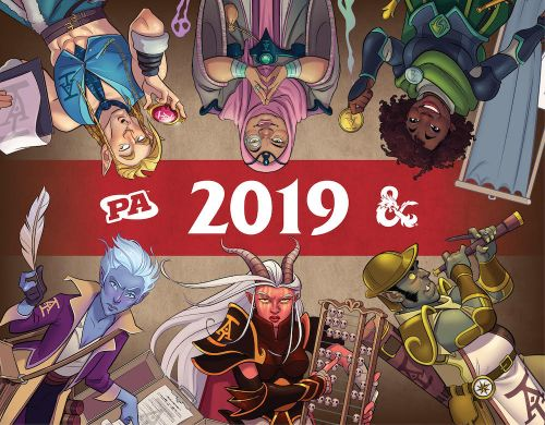 ACQUISITION INC.'s Upcoming D&D Supplement & More - G&S Weekly Wrap-Up