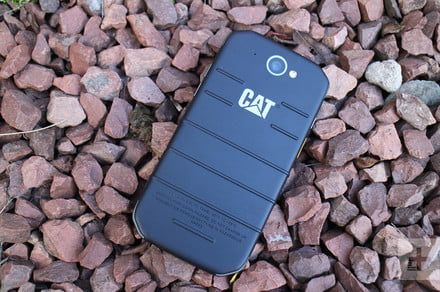 The Cat S48c is the phone for construction workers, or the clumsy