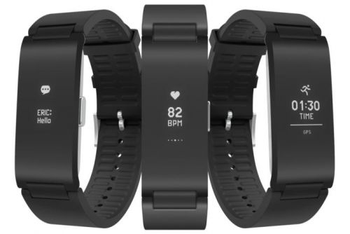 Withings takes aim at Fitbit with the Pulse HR, a simple fitness band with 20-day battery life