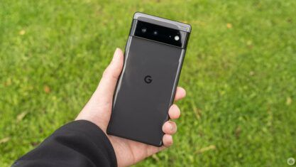 Pixel 6 and 6 Pro owners will need to install day-one update