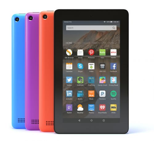 Best Heavy Duty Cases for Amazon Fire Tablets