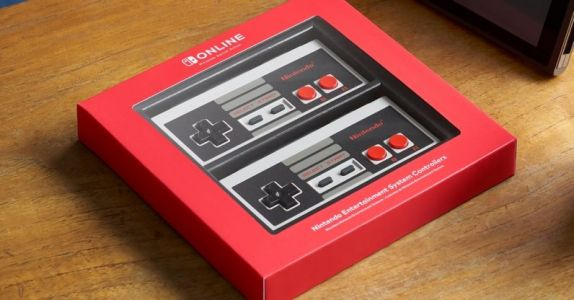 Nintendo's retro NES controllers are the best thing about its Online service