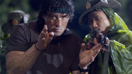 Sylvester Stallone Teases That RAMBO 5 is Coming Soon