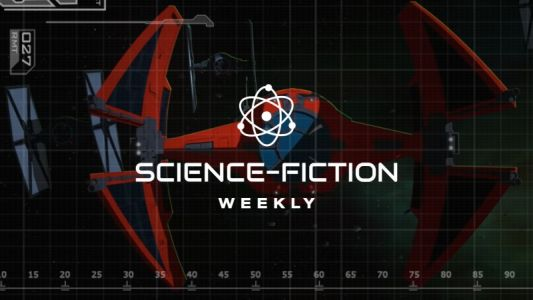 Science-Fiction Weekly - Star Wars Resistance, Watchmen