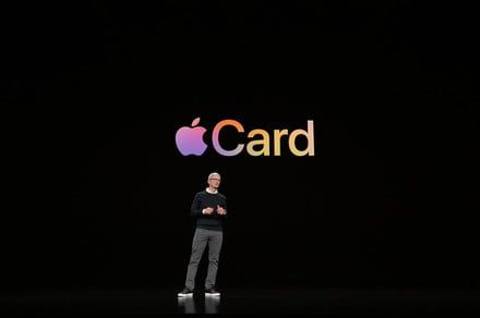 Apple Card is a credit card you can sign up for and start using with just your iPhone