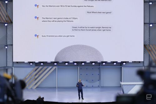 Google is making it easier to have a conversation with your Assistant