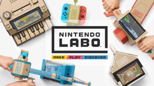 Geek Plays: Nintendo Labo