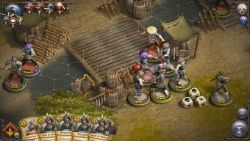 Warbands: Bushido is a slick looking board game that's just come out for iPhone and iPad