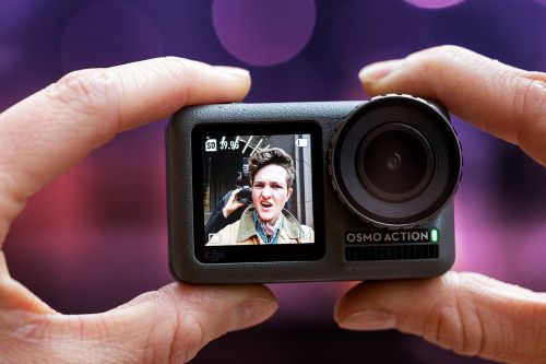 DJI Osmo Action Hands-on: GoPro should be worried